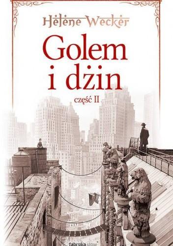 Okładka książki Golem i Dżin, część 2