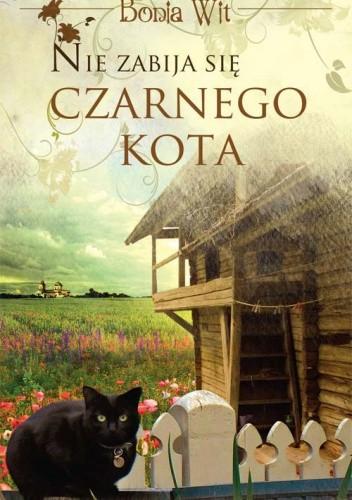 Okładka książki Nie zabija się czarnego kota