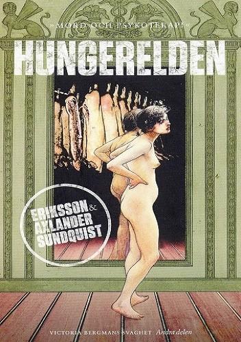 Okładka książki Hungerelden