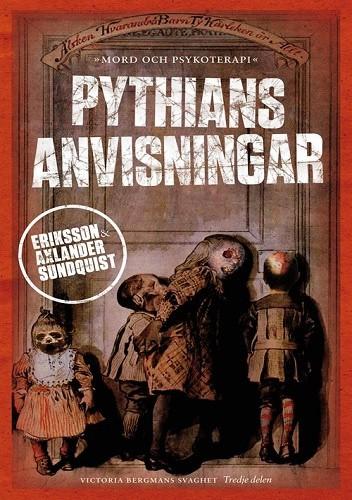 Okładka książki Pythians anvisningar