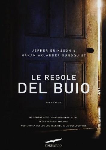 Okładka książki Le regole del buio