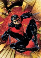 Nightwing. Welcome to Gotham