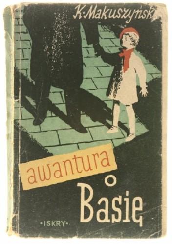 Okładka książki Awantura o Basię