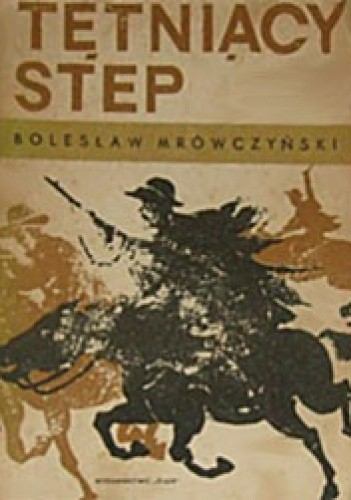 Okładka książki Tętniący step