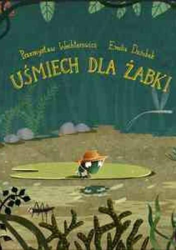 Okładka książki Uśmiech dla Żabki