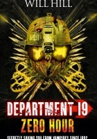 Departament 19. Zero Hour
