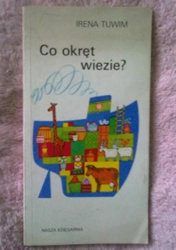 Okładka książki Co okręt wiezie?