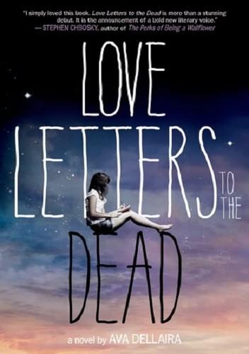 Okładka książki Love Letters to the Dead