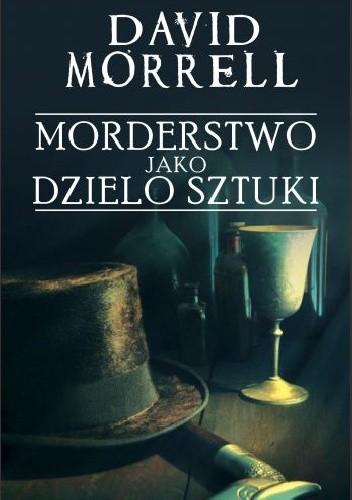 Okładka książki Morderstwo jako dzieło sztuki