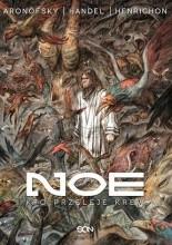Okładka książki Noe t. 4. Kto przeleje krew