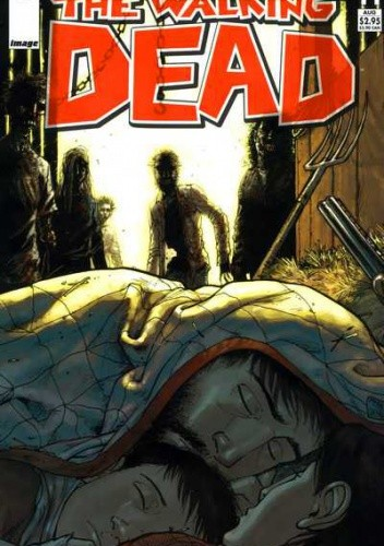 Okładka książki The Walking Dead #011