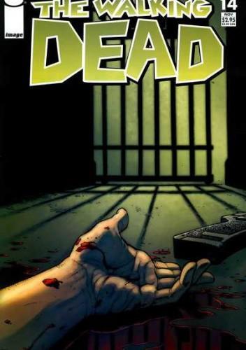 Okładka książki The Walking Dead #014