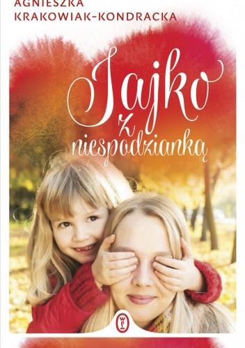 Okładka książki Jajko z niespodzianką