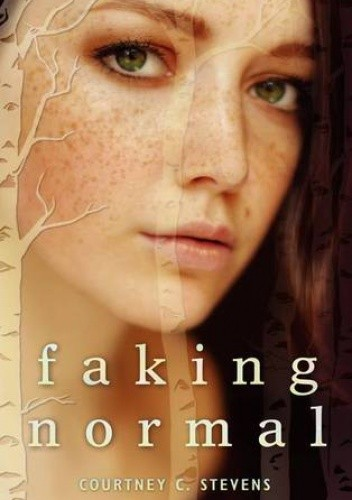 Okładka książki Faking Normal