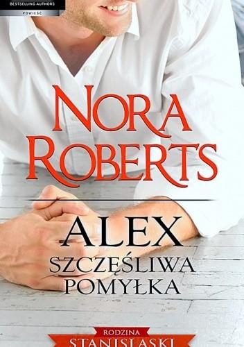 Okładka książki Alex. Szczęśliwa pomyłka