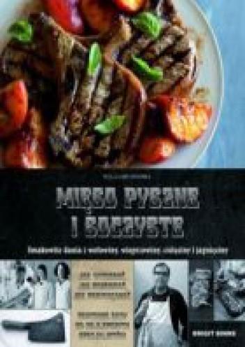 Okładka książki Mięso pyszne i soczyste
