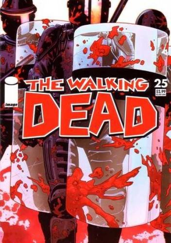 Okładka książki The Walking Dead #025