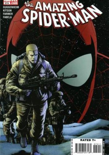 Okładka książki Amazing Spider-Man Vol 1# 574 - Brand New Day: Flashbacks