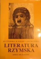 Literatura rzymska: okres archaiczny