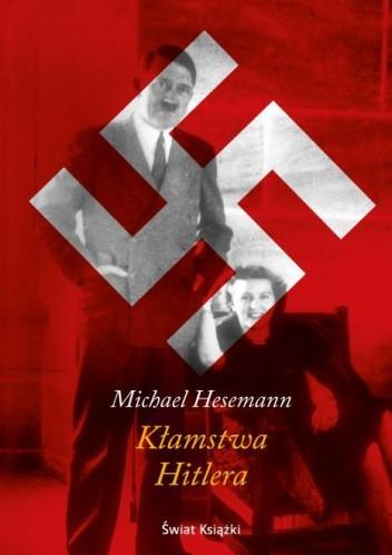 Okładka książki Kłamstwa Hitlera