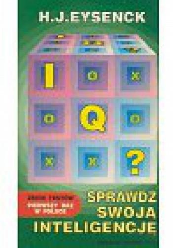 Okładka książki Sprawdź swoją inteligencję