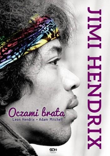 Okładka książki Jimi Hendrix. Oczami brata