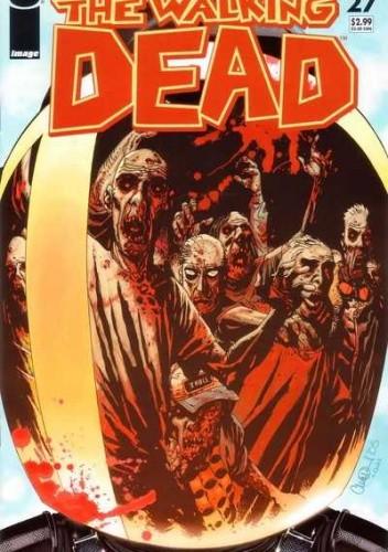 Okładka książki The Walking Dead #027