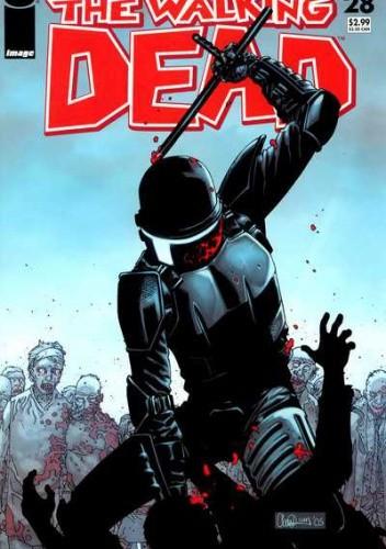 Okładka książki The Walking Dead #028