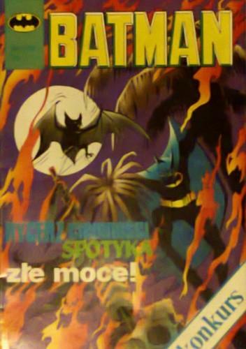 Okładka książki Batman 12/1991