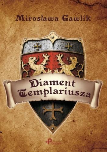 Okładka książki Diament Templariusza
