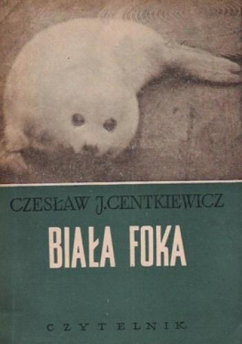 Okładka książki Biała foka