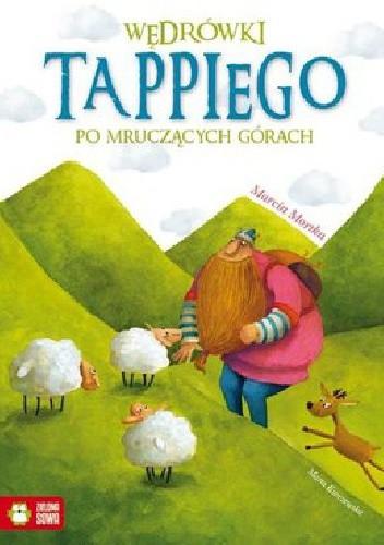 Okładka książki Wędrówki Tappiego po Mruczących Górach