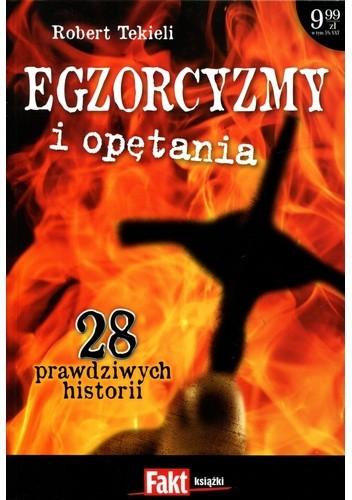 Okładka książki Egzorcyzmy i opętania