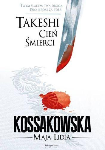 Okładka książki Takeshi. Cień Śmierci