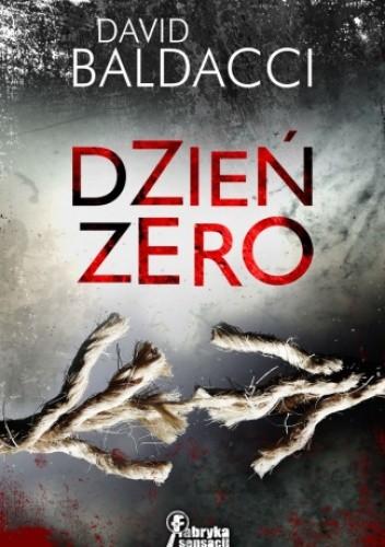 Okładka książki Dzień zero