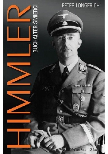 Okładka książki Himmler. Buchalter śmierci