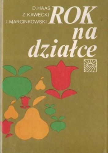 Okładka książki Rok na działce