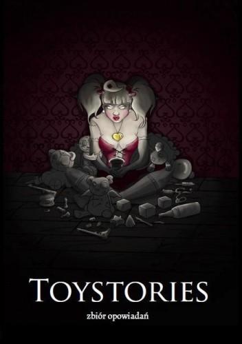 Okładka książki Toystories