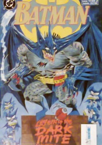 Okładka książki Batman 10/1993