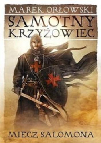 Okładka książki Miecz Salomona