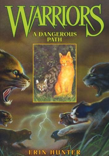 Okładka książki Warriors #5: A Dangerous Path