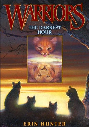 Okładka książki Warriors #6: The Darkest Hour