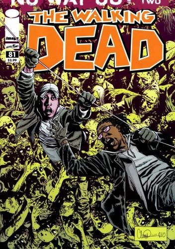Okładka książki The Walking Dead #081