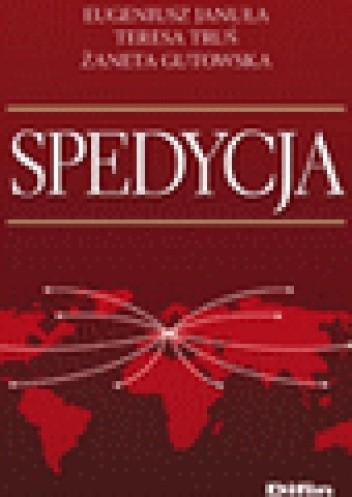Okładka książki Spedycja
