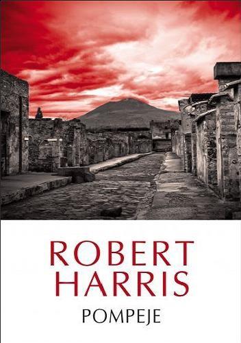 Okładka książki Pompeje