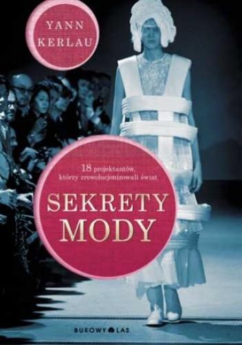 Okładka książki Sekrety mody