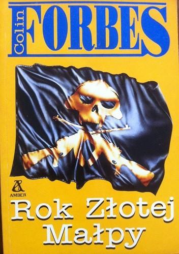 Okładka książki Rok Złotej Małpy