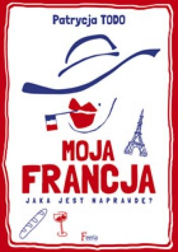 Okładka książki Moja Francja