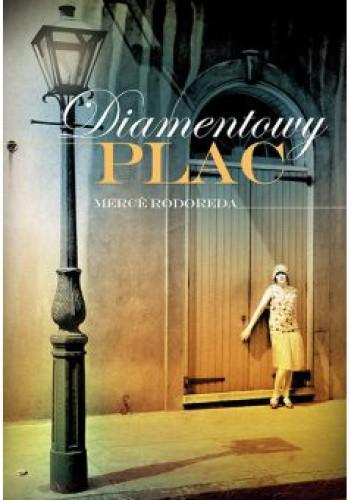 Okładka książki Diamentowy plac