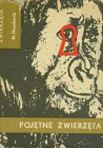 Okładka książki Pojętne zwierzęta